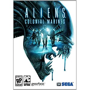 Aliens Colonial Marines PS3 Video Game