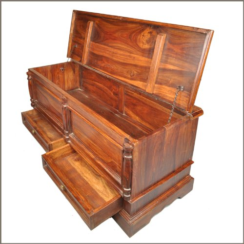 Coffee Table Chest Drawers: Best Prices !! Trunk Coffee Tables