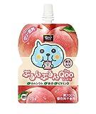 コカ・コーラ ミニッツメイド ぷるんぷるんQoo ピーチ味 125g パウチ×6本