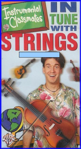 Instrumental Classmates: In Tune With Strings (Introduction to the String Family of Instruments)