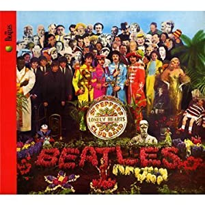 Sgt. Pepper's Lonely Hearts Club Band (Remastered) [Enhanced, Limited Edition, Original recording remastered]