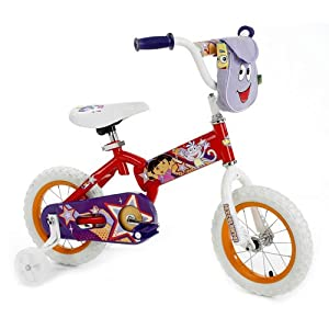 Bikes With Training Wheels For Girls quot Girls Huffy Dora the