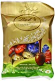 Lindt Lindor Assorted Mini Eggs Bag 100 g (Pack of 4)