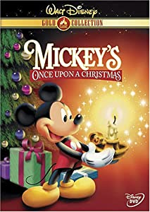Mickeys Once Upon A Christmas Disney Gold Classic Collection by Walt Disney Video