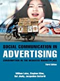 img - for Social Communication in Advertising: Consumption in the Mediated Marketplace book / textbook / text book