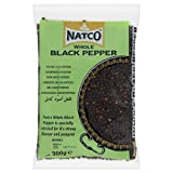 Natco Black Whole Pepper - 300gm