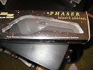 Star Trek The Next Generation Phaser Remote Control