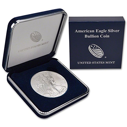 2015 American Silver Eagle in U.S. Mint Gift Box $1