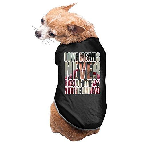 xj-cool-love-hoult-hund-kostum-t-shirt-schwarz