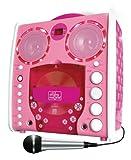 Singing Machine SML 383 Lecteur Karaoké portable CDG