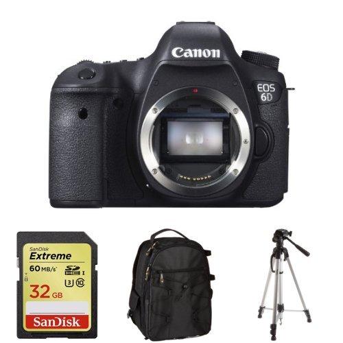 Canon EOS 6D (Body Photo