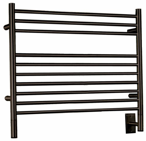 Jeeves Lso-40 39-1/2-Inch X 27-Inch Straight Towel Warmer, Oil Rubbed Bronze front-6854