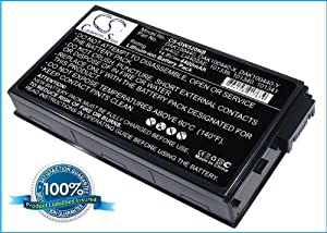 Batterie Laptop Gateway 7210GX, 7215GX, 7405GX, M520, M520S, M520X, M520XL, 7000, Li-ion, 4400 mAh