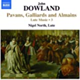 Pavans Galliards & Almains / Lute Music 3