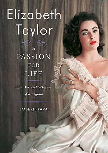 Elizabeth Taylor, A Passion for Life: The Wit and Wisdom of a Legend (United Tara Elizabeth compare prices)