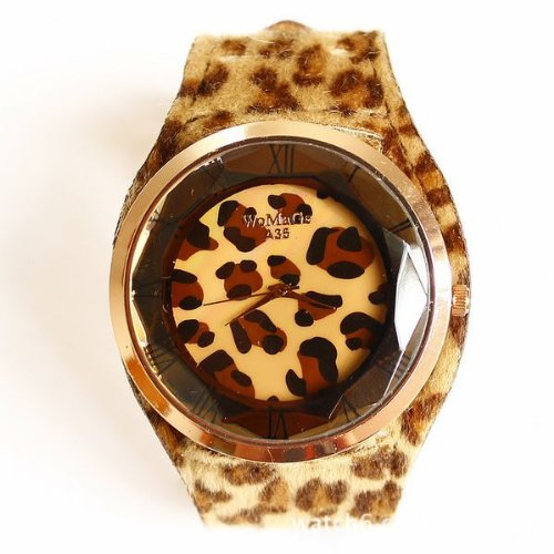 Fashion Women'S Watch Leopard Print Luxury Brand Watches Lady'S Party Dress Watch Wholesale Watches Wamage-12