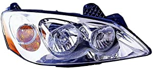 Depo 336-1115L-AS Pontiac G6 Driver Side Replacement Headlight Assembly