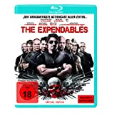 "The Expendables (Special Edition, Softbox) [Blu-ray]von ""Sylvester Stallone"""