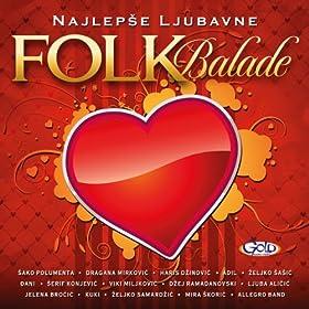 Amazon.com: Najlepse Ljubavne Folk Balade: Various artists