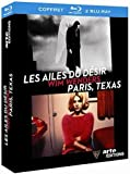 echange, troc Wim Wenders - Les ailes du désir + Paris, Texas [Blu-ray]