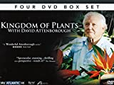 KINGDOM OF PLANTS With David Attenborough 4 DVD BOX SET