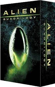 Alien Quadrilogy [Coffret Collector]