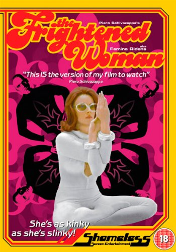 The Frightened Woman [1969] [DVD]