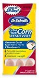Dr. Scholls Corn Removers, Extra Thick Pad (Pack of 6)