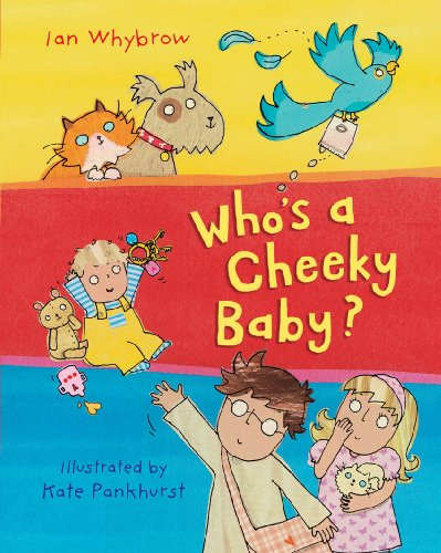 Who's a Cheeky Baby?