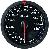 日本精機 Defi (デフィ) メーター【Defi-Link ADVANCE CR】油温計 60φ (ブラック) DF-09102