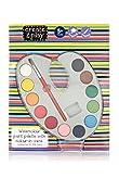Create & Play Watercolour Set [T79-9899A-S]