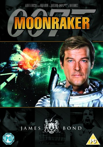 Bond Remastered - Moonraker (1-disc) [DVD] [1979]