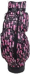 Sydney Love Fuchsia Golf Duffle Bag