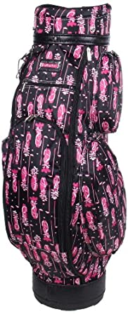 Sydney Love Fuchsia Golf Duffle Bag by Sydney Love