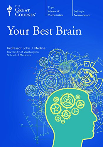 The Great Courses: Your Best Brain: The Science of Brain Improvement (Teaching Company Cd compare prices)