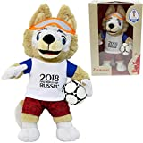Zabivaka - Official Mascot of FIFA 2018 (24cm) GIFT EDITION