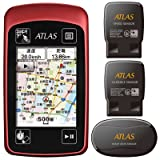 ユピテル ハンディー GPSマップ ASG-CM31SP (ANT+3センサーセット)