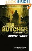 Summer Knight: The Dresden Files Book Four: 4