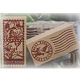 スタンプ 蝶々切手2コセット