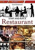 Start and run a Restaurant: 2nd edition