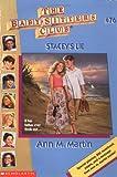 Stacey's Lie (Baby-Sitters Club, Book 76) (059092608X) by Martin, Ann M.