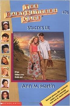 Stacey's Lie (Baby-Sitters Club, Book 76): Ann M. Martin