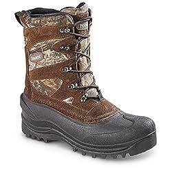 Itasca Men\'s Ketchikan Boots, BLACK, 14D