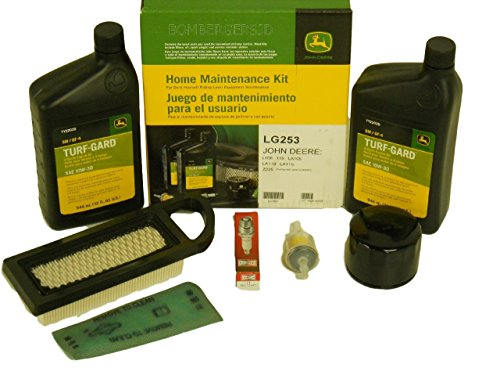 John Deere Original Equipment Filter Kit #LG253 (Parts For A John Deer Tractor compare prices)