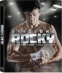 Rocky: Heavyweight Collection (Rocky / Rocky II / Rocky III / Rocky IV / Rocky V / Rocky Balboa) [Blu-ray] from MGM (Video & DVD)