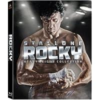 Rocky: Heavyweight Collection (Rocky / Rocky II / Rocky III / Rocky IV / Rocky V / Rocky Balboa) [Blu-ray]