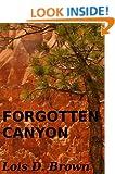 Forgotten Canyon (A Treasure Hunters Short Story Book 1)