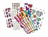 MegaBrands 500 Stickers Activity Kit