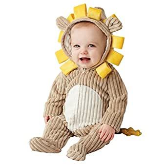 Mud Pie Baby-Boy's Newborn Lion Bunting