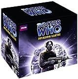 Terrance Dicks Doctor Who: Invasion Earth! (Classic Novels Box Set)